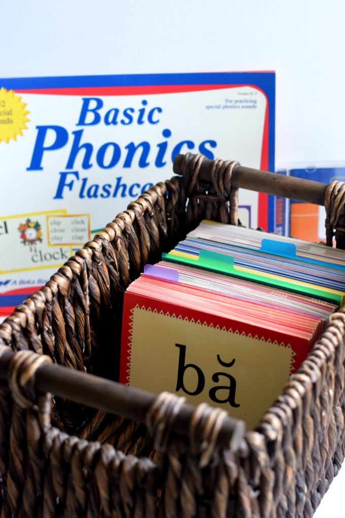 A Beka Phonics Flashcards: How We Use A Beka Phonics by This Little Home of Mine