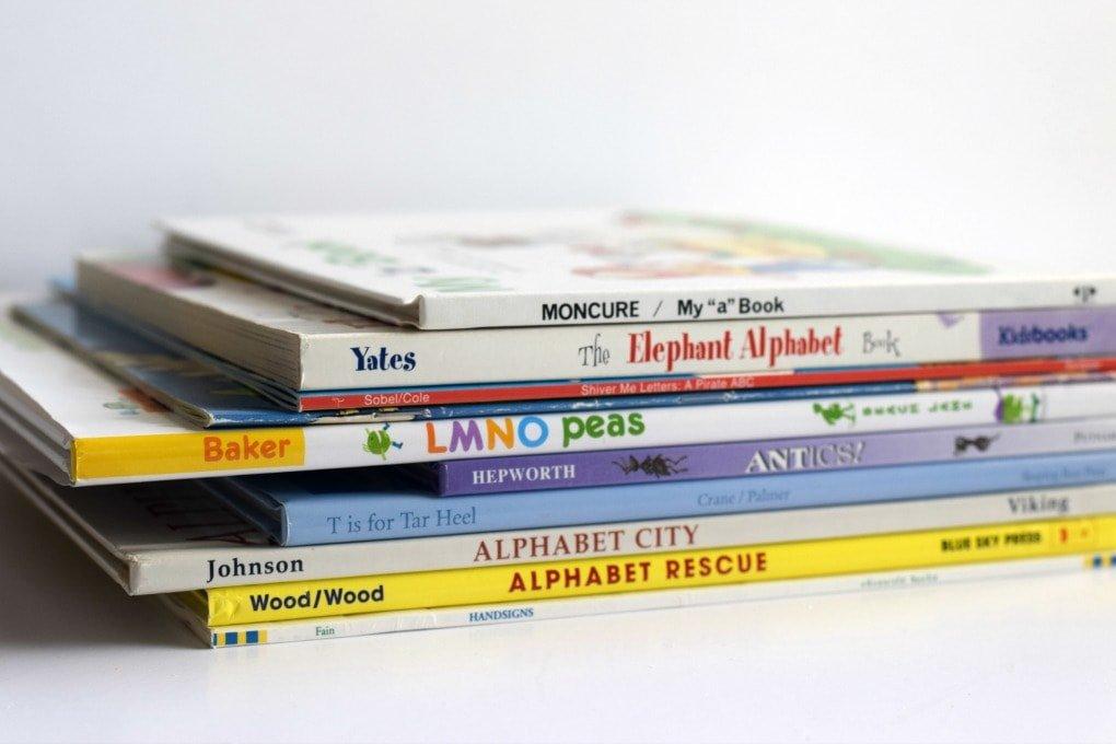Three Year Old Homeschool Preschool: Alphabet Books from The Measured Mom (Letter a Week Alphabet Activities) by This Little Home of Mine