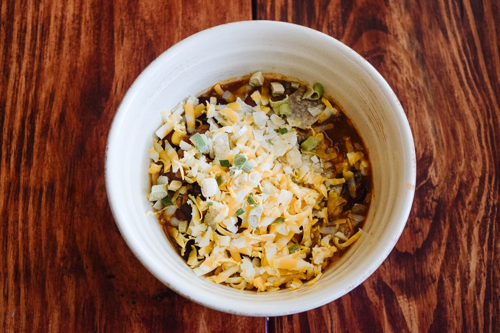 Crock Pot Taco Soup by This Little Home of Mine
