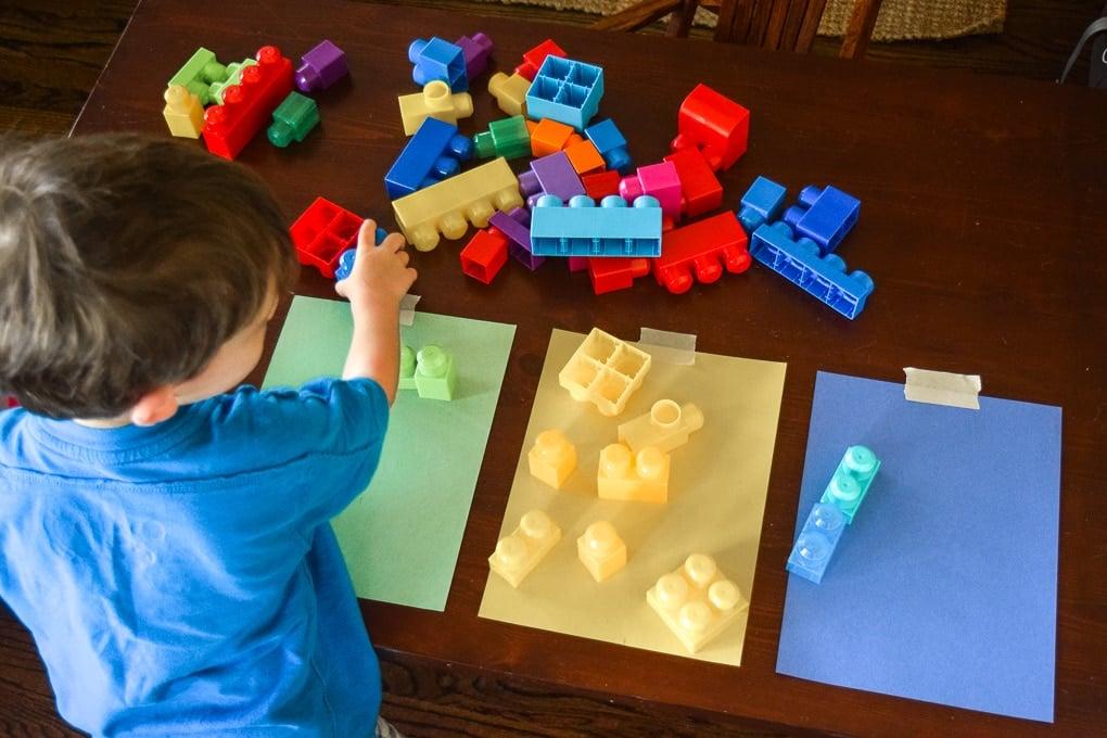 Three Year Old Homeschool Preschool
