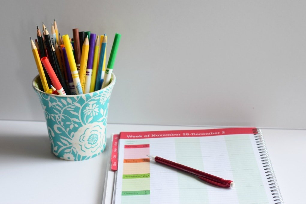 Three Year Old Homeschool Preschool: Homeschool Lesson Planning by This Little Home of Mine