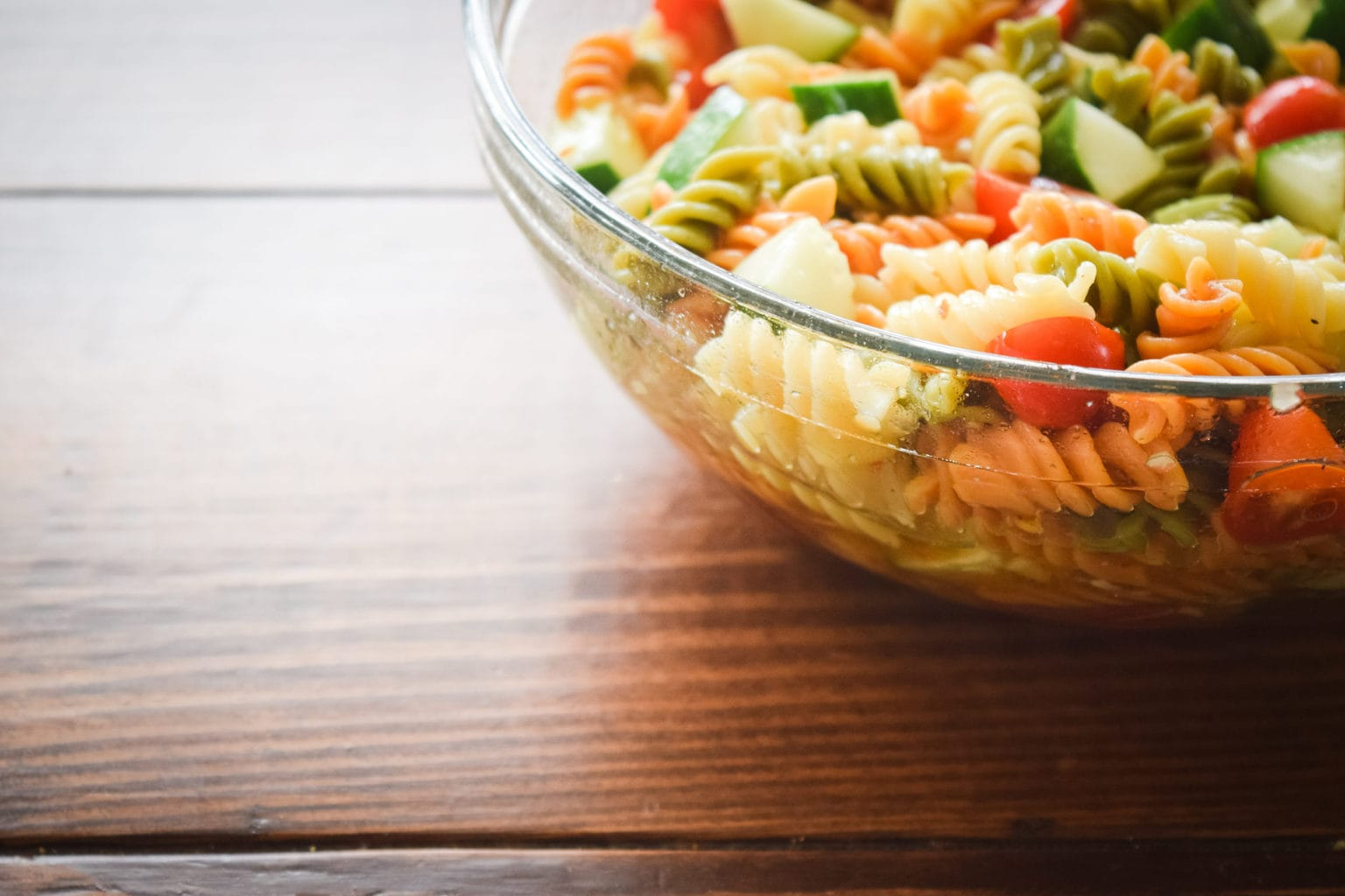 World's Easiest Pasta Salad Recipe by This Little Home of Mine