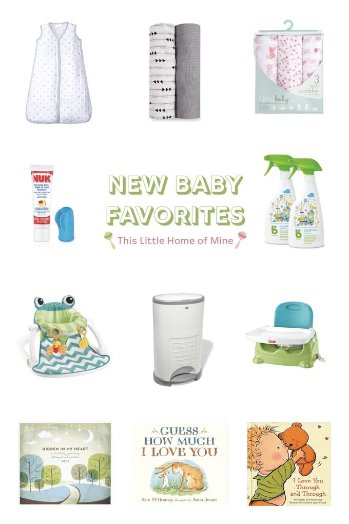 New Baby Favorites