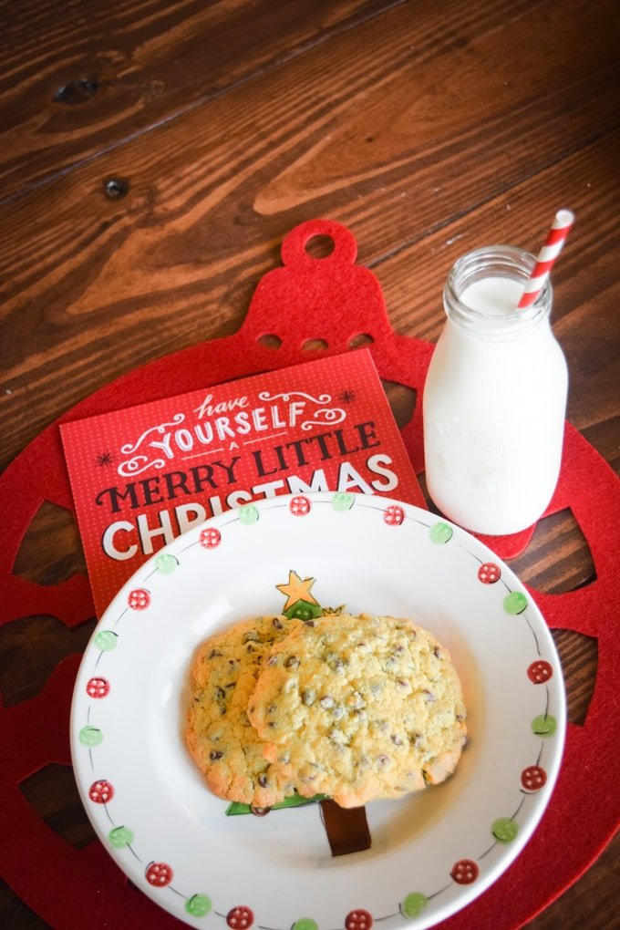 Christmas Cake Mix Cookies by This Little Home of Mine
