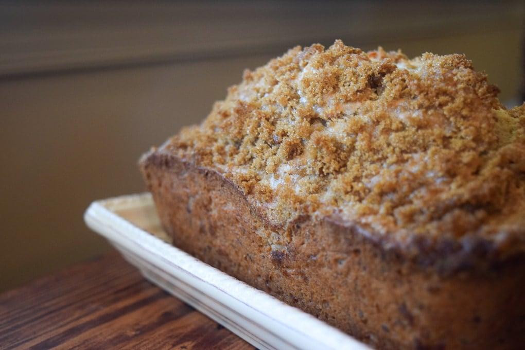 Brown Sugar Banana Nut Bread