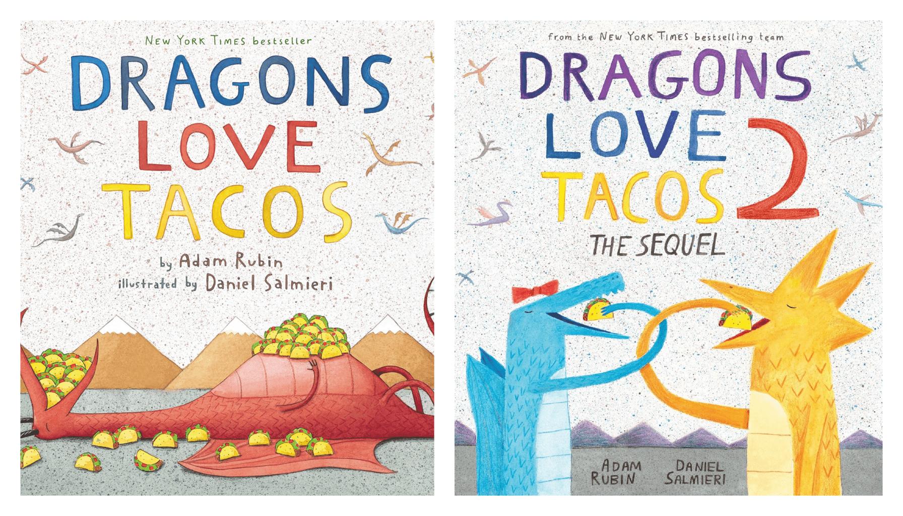 Dragons Love Tacos Books