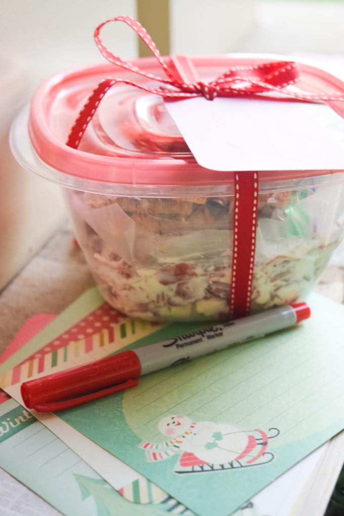 Create Cheeseball Kits in 3 Easy Steps