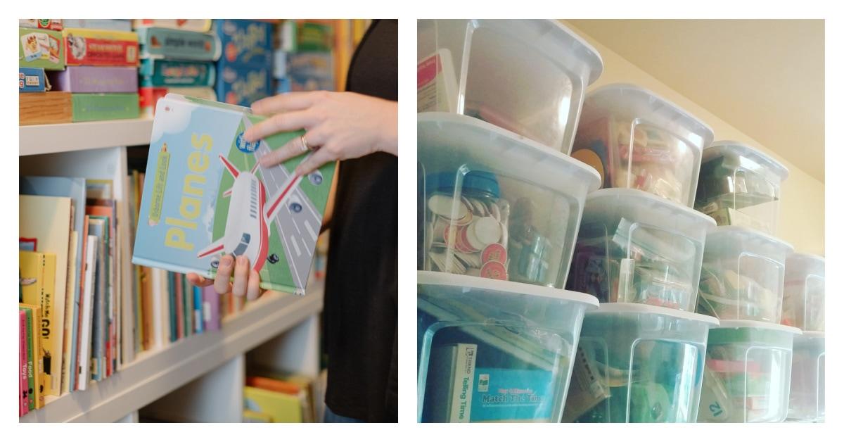 Simplify Toys - Toy Organization