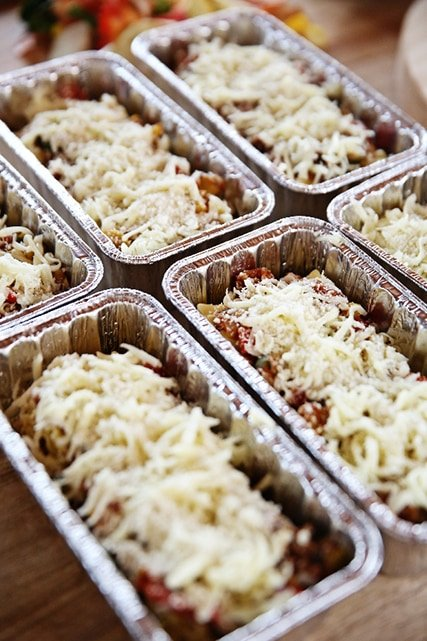 Freezer Meals from The Pioneer Woman
