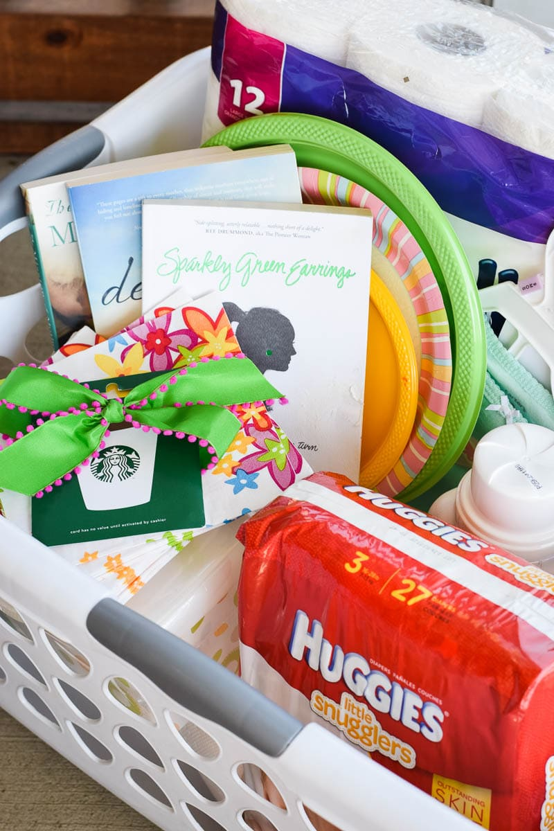 Survival Kits for New Moms
