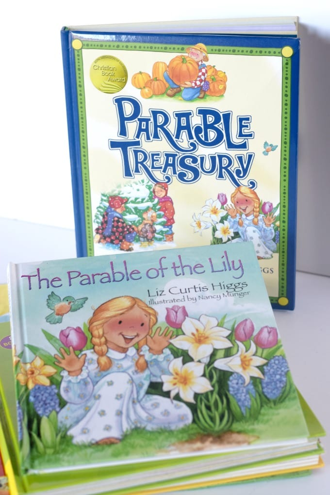The Parable of the Lily - Parable Treasury by Liz Curtis Higgs Featured on This Little Home of Mine