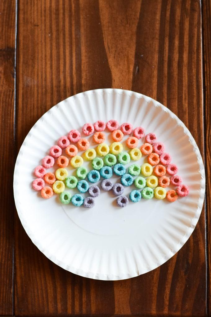 Art Activity: Create a Rainbow