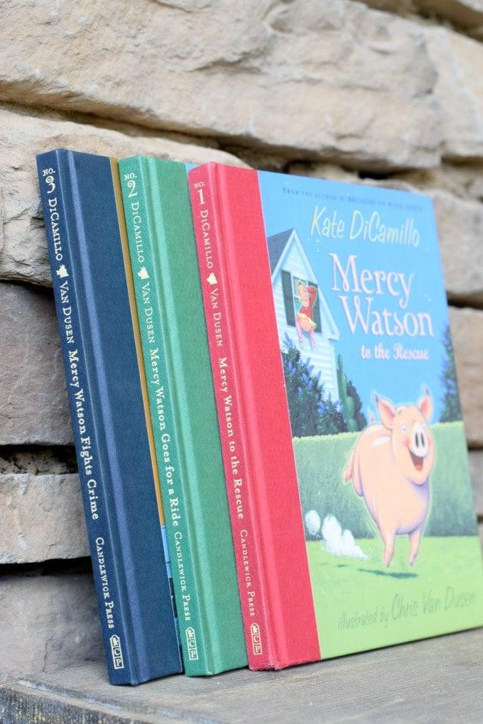 Homeschool Preschool: Farm Unit Mercy Watson Series - Featured on This Little Home of Mine