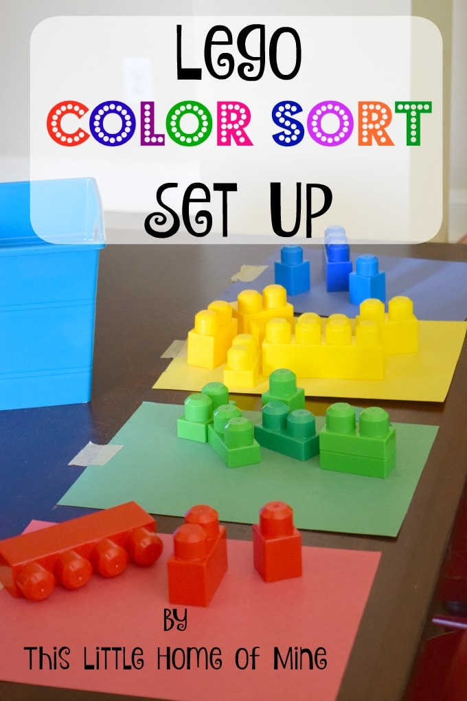 Lego Color Sort