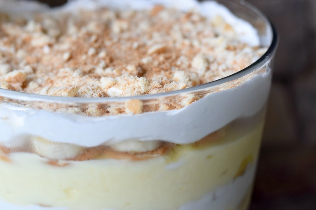 World's Easiest Banana Pudding Recipe by This Little Home of Mine