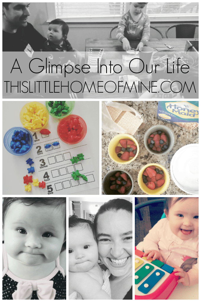 A Glimpse Into Our Life: June