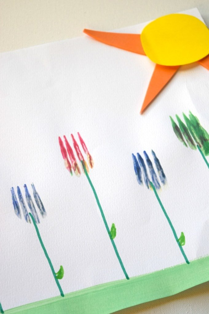 Painting with Forks