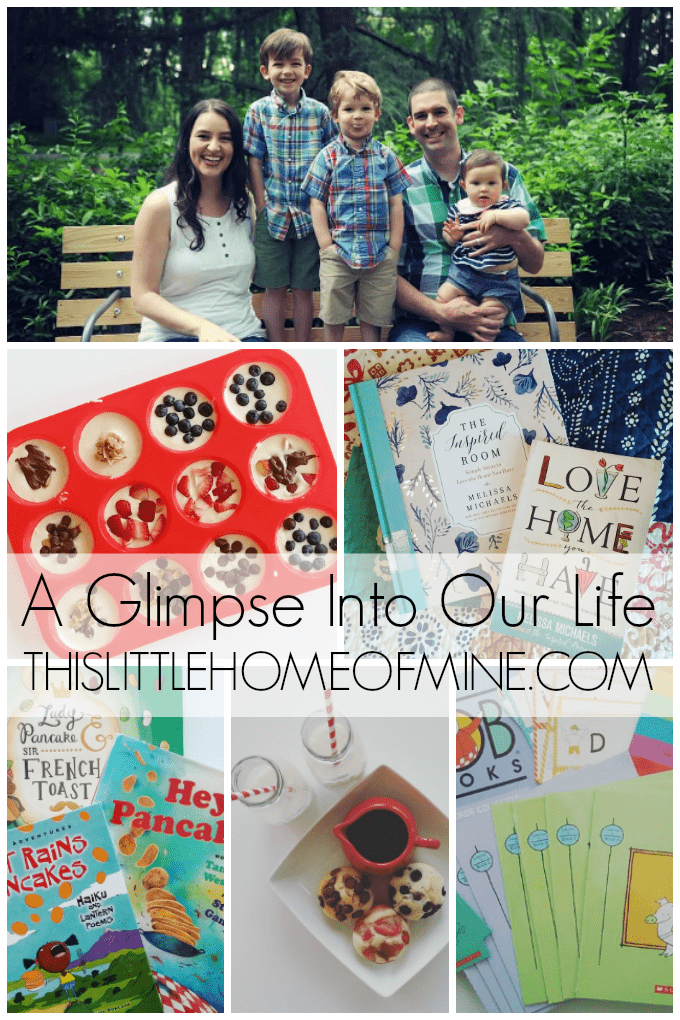 A Glimpse Into Our Life: July
