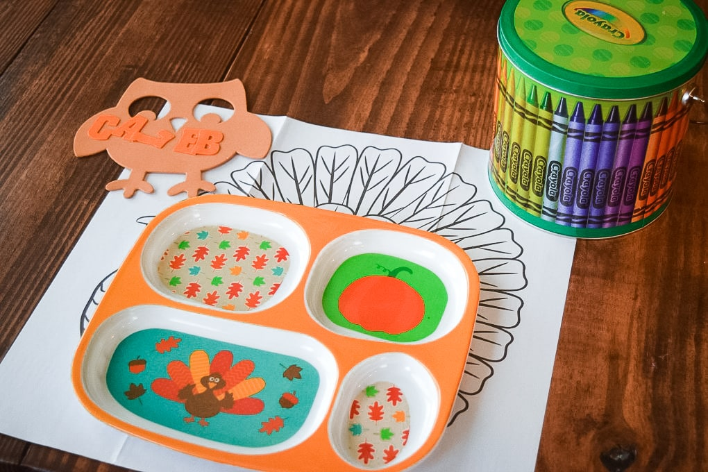 Thanksgiving Day Activities for Kids - This Little Home of Mine