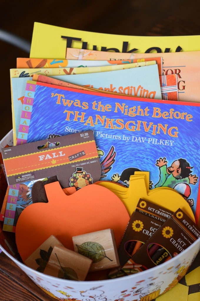 Thanksgiving Day Activities for Kids