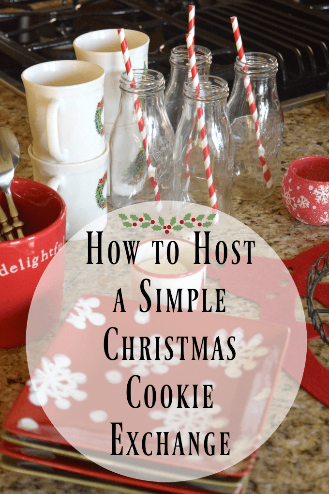 How to Host a Simple Christmas Cookie Exchange
