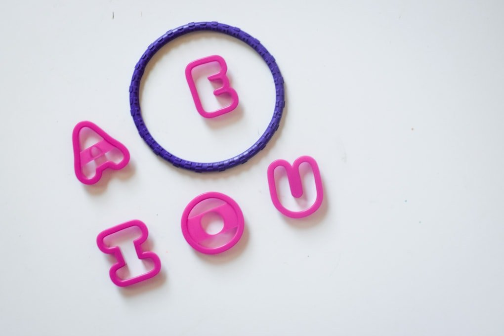 Alphabet Games: Diving Rings Around the Letter by This Little Home of Mine