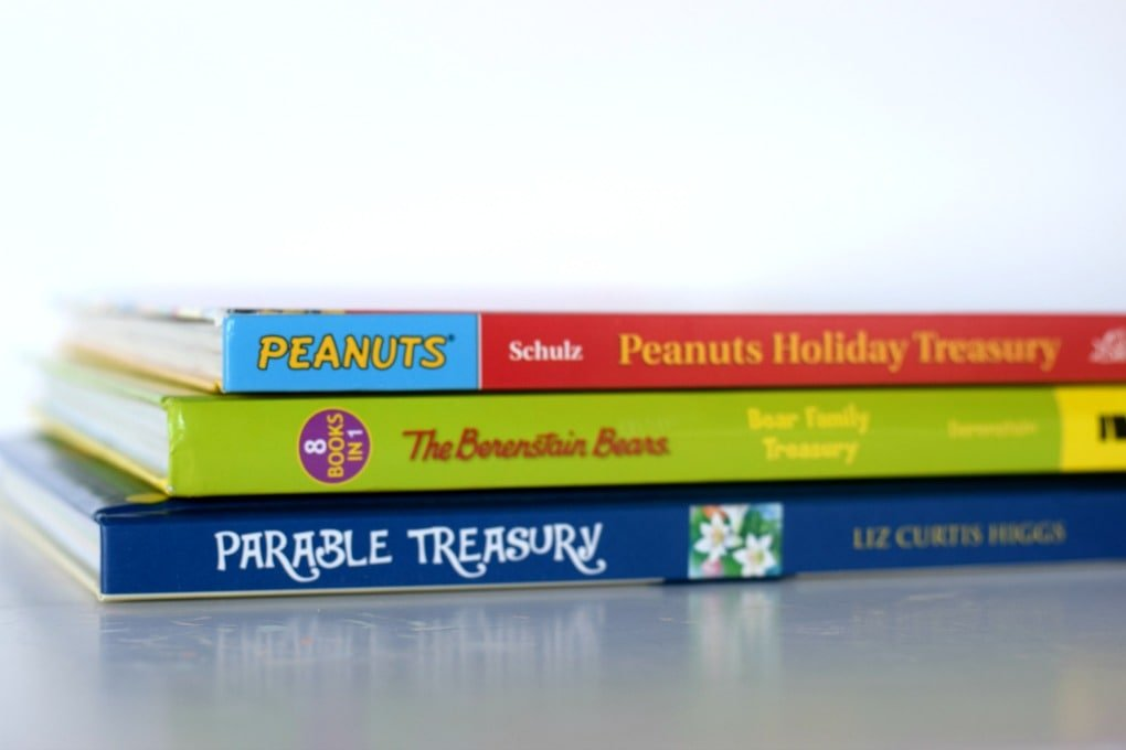 Easter Books for Kids - Holiday Treasury Collections - by This Little Home of Mine