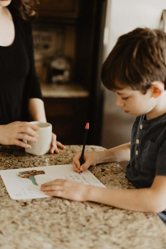 Boundaries for Homeschoolers
