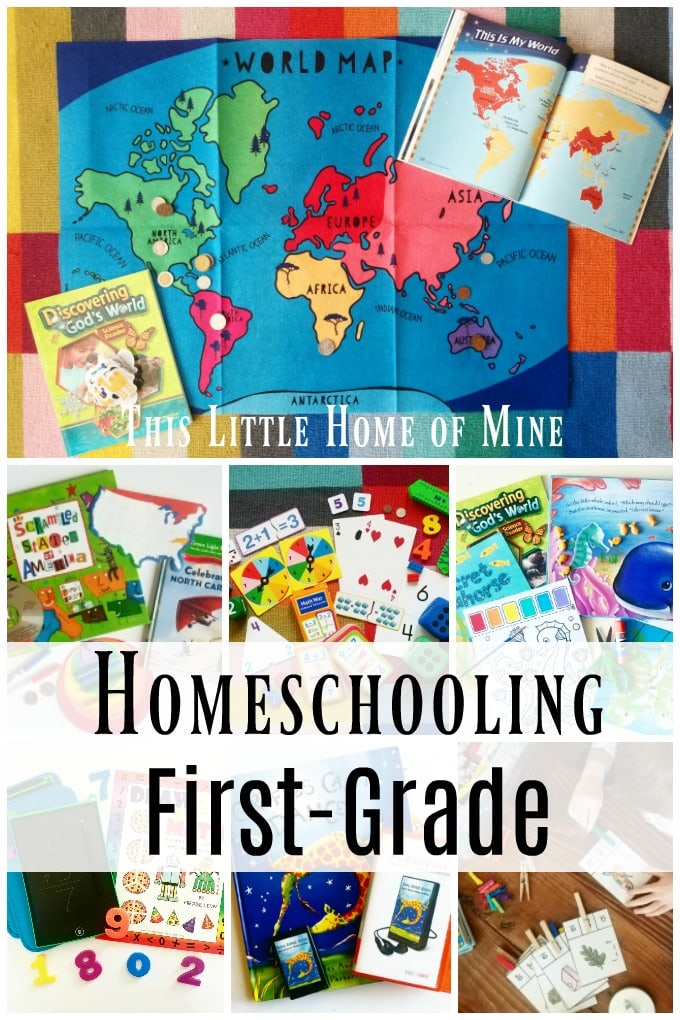 Homeschooling First-Grade