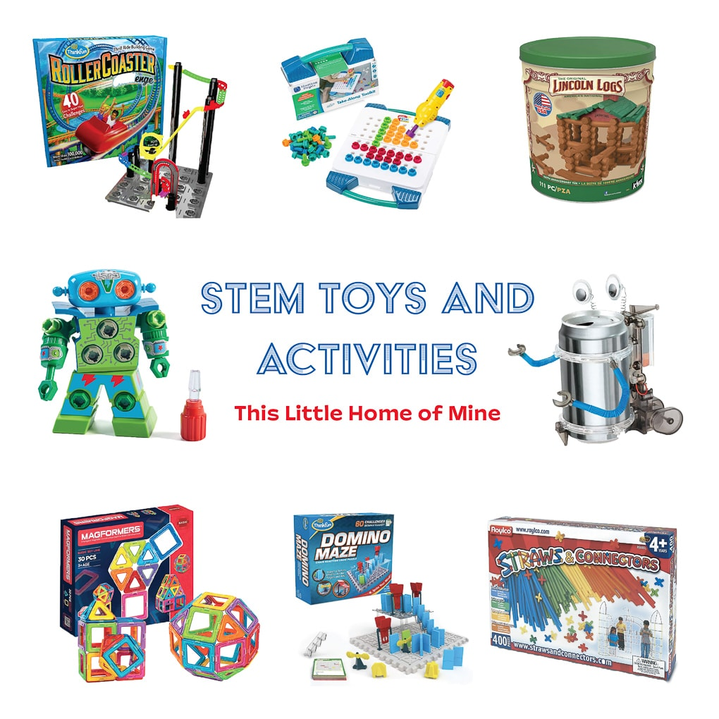 STEM Toys and Activities - This Little Home of Mine