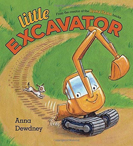 Little Excavator - Featured on This Little Home of Mine