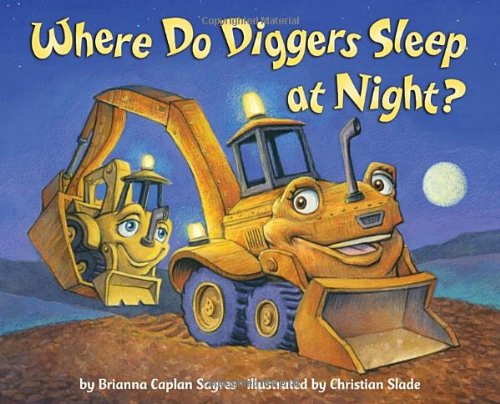 Where Do Diggers Sleep at Night? - Featured on This Little Home of Mine