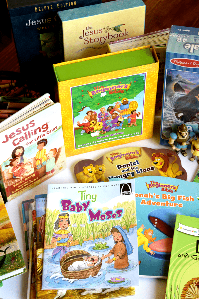 Bible Curriculum Resources for Homeschooling - What We Use for Bible by This Little Home of Mine