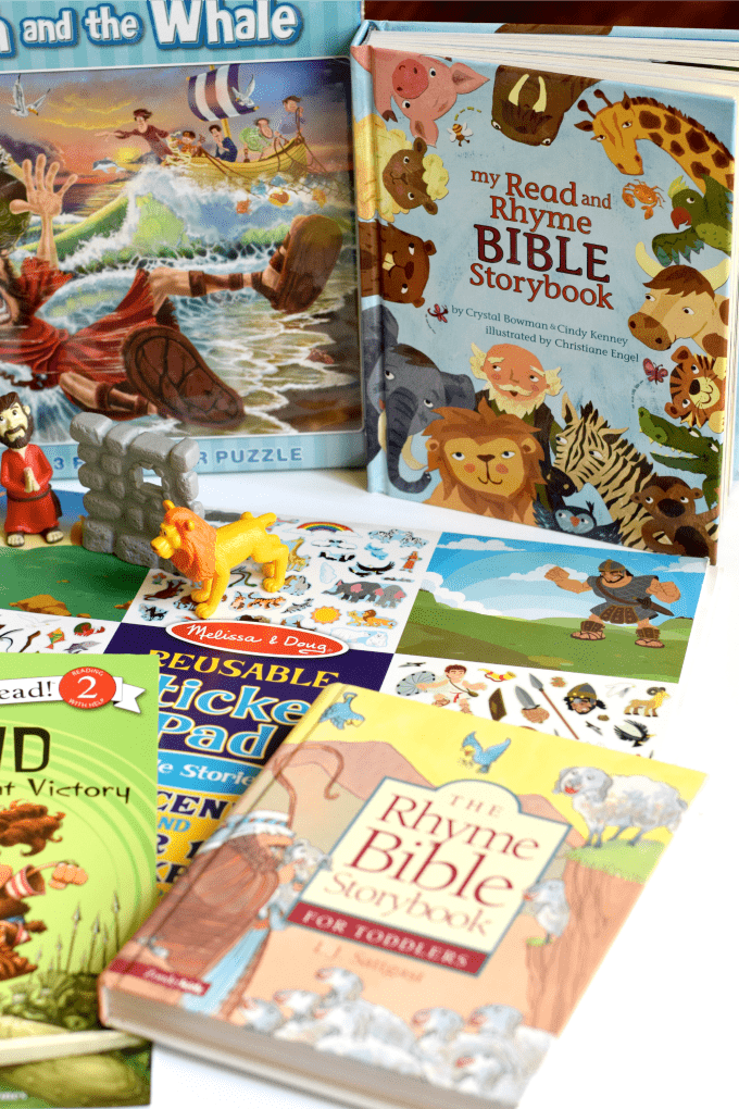 Faith Based Resources for Kids - Bible Curriculum Resources for Homeschooling - What We Use for Bible by This Little Home of Mine