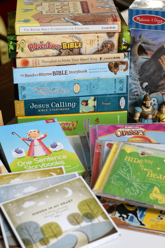 Faith Based Resources for Kids