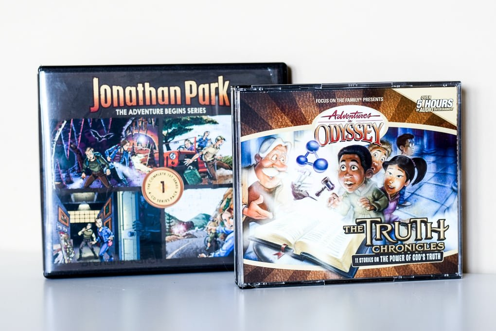 Faith-Based Resources for Kids - Jonathan Park - This Little Home of Mine