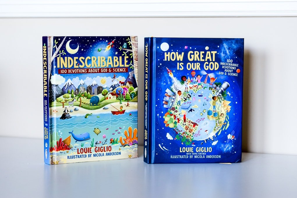 Faith-Based Resources for Kids - Indescribable - How Great Is Our God - Lou Giglio - This Little Home of Mine