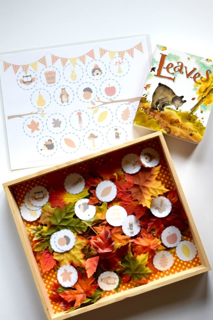 Our Favorite Fall Books for Kids: Activities by This Little Home of Mine