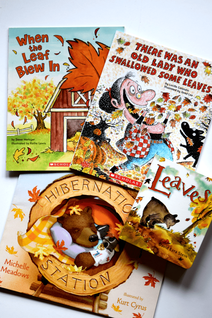 Our Favorite Fall Books for Kids