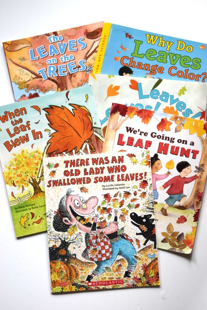 Our Favorite Fall Books for Kids: Leaves - by This Little Home of Mine