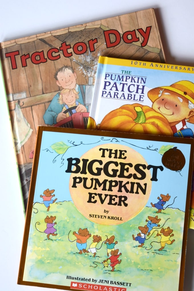 Our Favorite Fall Books for Kids: Pumpkins - by This Little Home of Mine