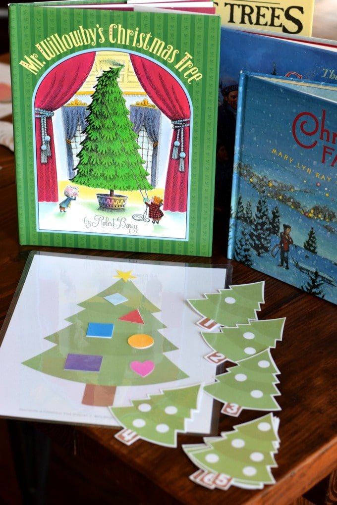 Christmas Tree Books - Mr. Willowby's Christmas Tree by This Little Home of Mine