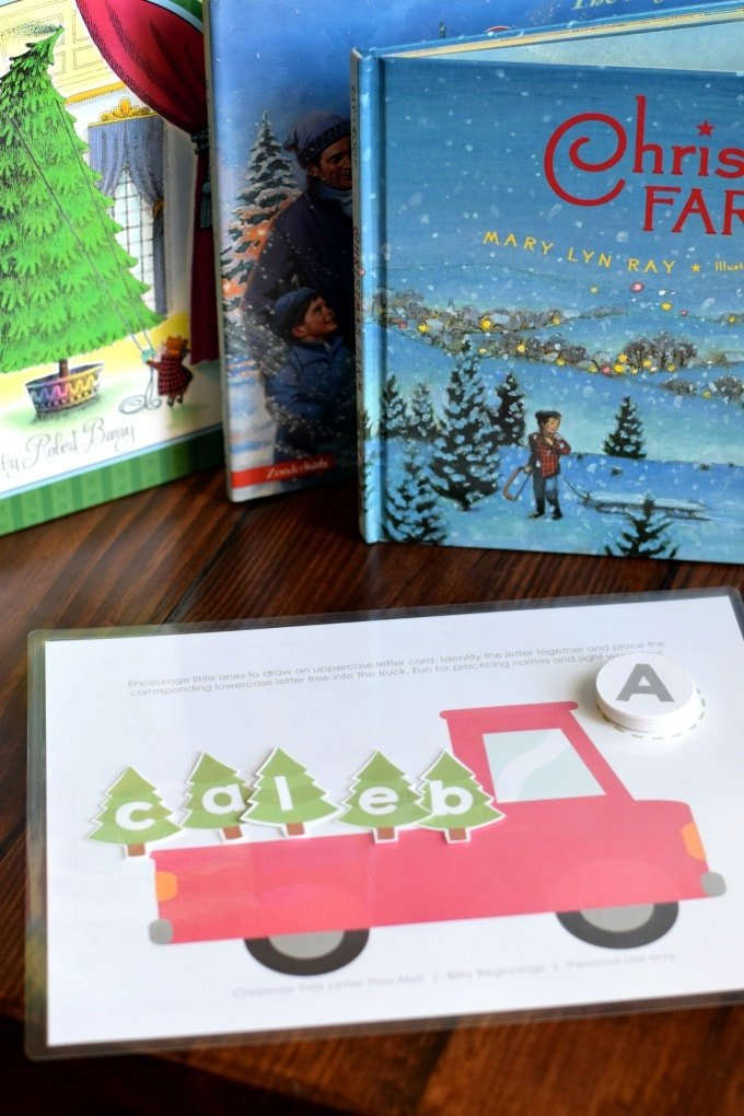 Christmas Tree Books - Christmas Farm by This Little Home of Mine