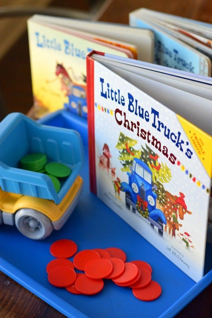 Little Blue Truck's Christmas Activities