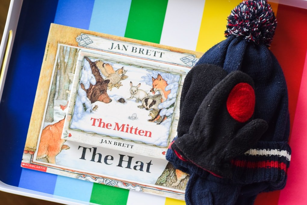 Winter Books for Kids by This Little Home of Mine