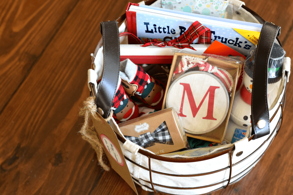 Baby Shower Gift Idea: My First Christmas by This Little Home of Mine