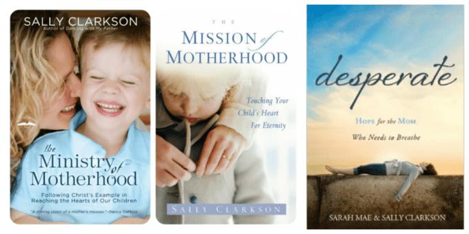 Motherhood: Books to Encourage You