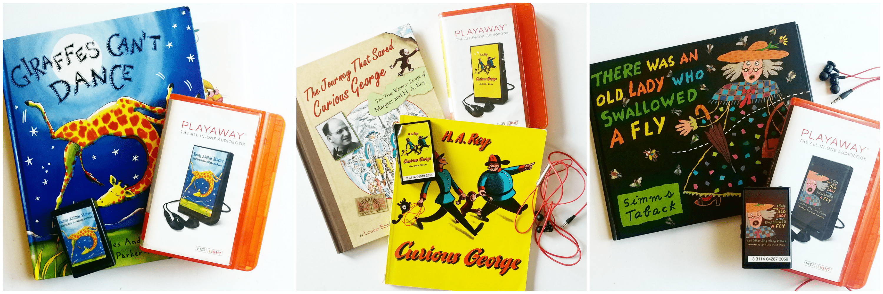 Summer Reading: Playaways - Featured on This Little Home of Mine