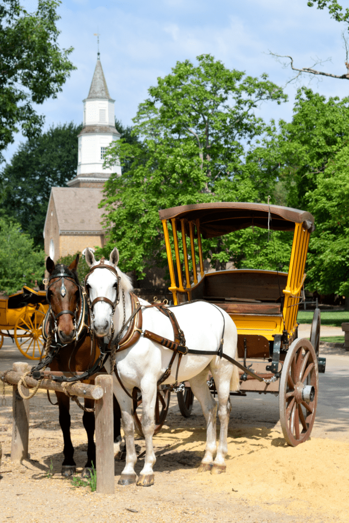 Our Family Field Trip to Williamsburg, VA