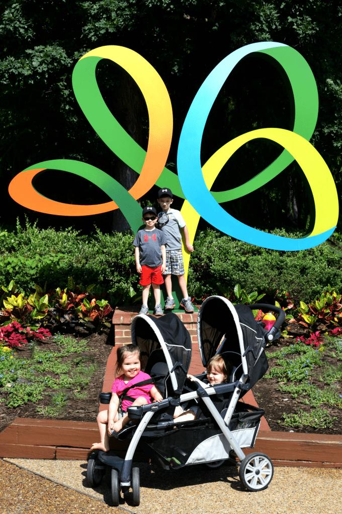 Family Field Trip to Williamsburg, VA - Busch Gardens